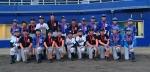 南足柄市野球連盟 学童部 卒業記念試合